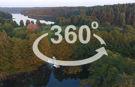 360 degree panorama